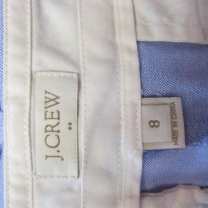 J. Crew Shorts - J. Crew Blue Oxford Shorts Size 8